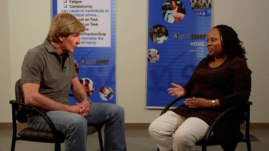 Esperienza con SafeStart: Larry Wilson, Valerie Brown Intervista